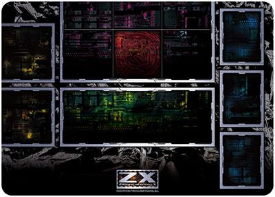 ラバープレイマット Z/X -Zillions of enemy X- Ver.2[ブロッコリー]《取り寄せ※暫定》