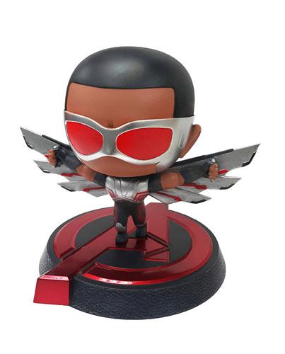 Hero Remix Bobble Head Series - Civil War: Falcon (Complete Figure)(Pre-order)ヒーローリミックス ボブルヘッドシリーズ シビル・ウォー ファルコン(完成品)Scale Figure