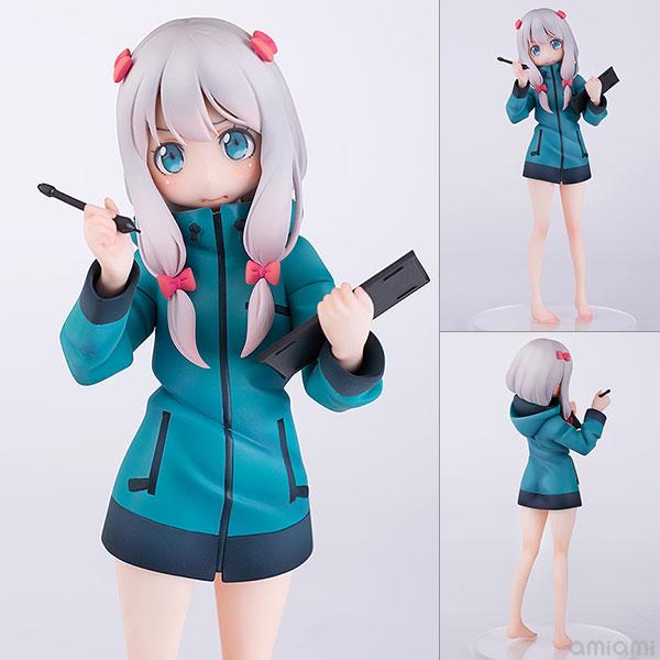 Ero Manga Sensei - Sagiri Izumi 1/8 Complete Figure(Pre-order)エロマンガ先生 和泉紗霧 1/8 完成品フィギュアScale Figure