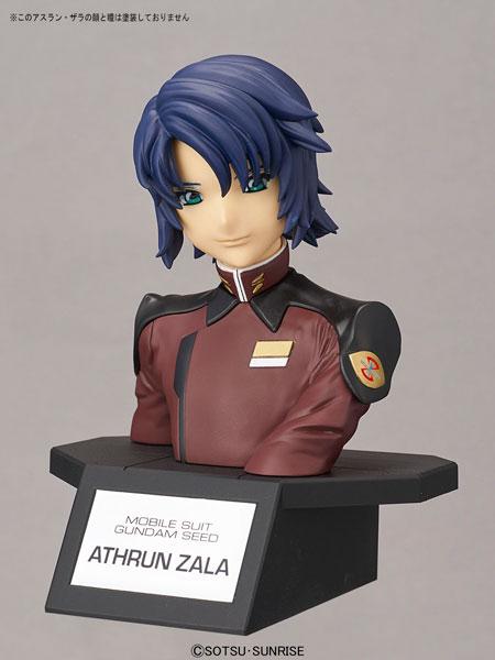 Figure-rise Bust - Mobile Suit Gundam SEED: Athrun Zala Plastic Model(Pre-order)フィギュアライズバスト 機動戦士ガンダムSEED アスラン・ザラ プラモデルScale Figure