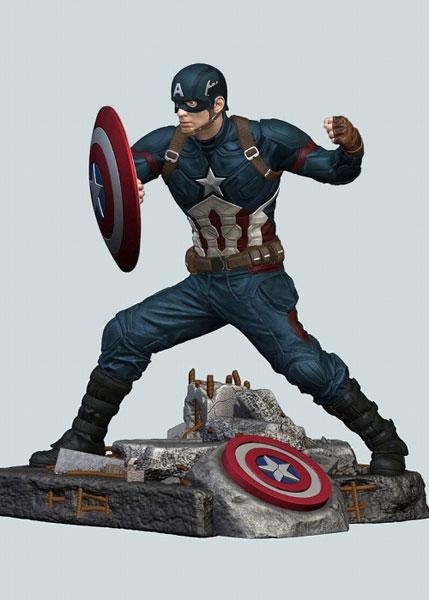 シビル・ウォー/キャプテン・アメリカの画像 p1_27
