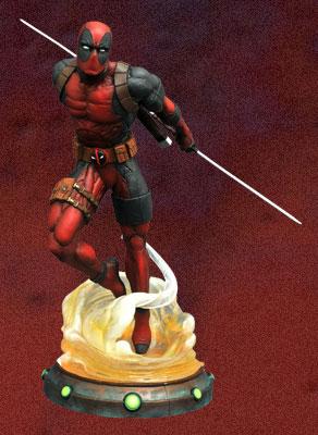 Resultado de imagem para Deadpool Marvel Gallery
