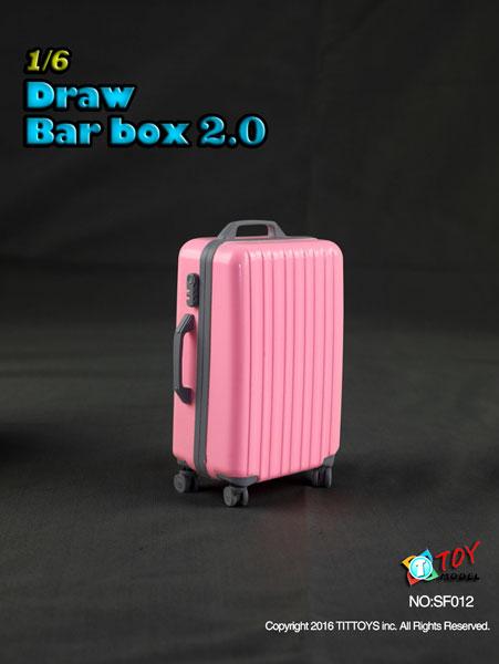 1/6 スーツケース 2.0 ピンク[TITトイズ]《在庫切れ》