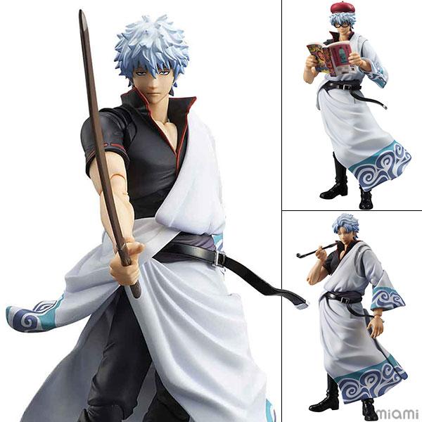 Variable Action Heroes - Gintama: Gintoki Sakata Action Figure(Pre-order)ヴァリアブルアクションヒーローズ 銀魂 坂田銀時 アクションフィギュアScale Figure