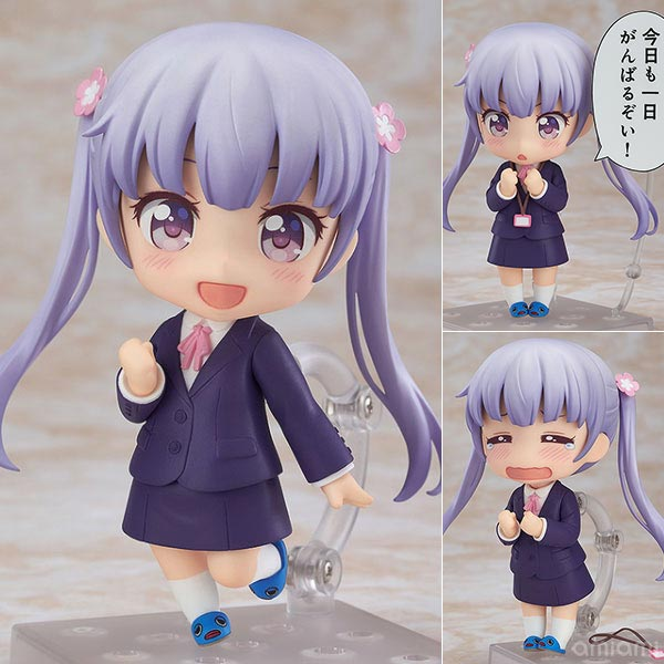 Nendoroid - NEW GAME!: Aoba Suzukane(Pre-order)ねんどろいど NEW GAME! 涼風青葉Nendoroid