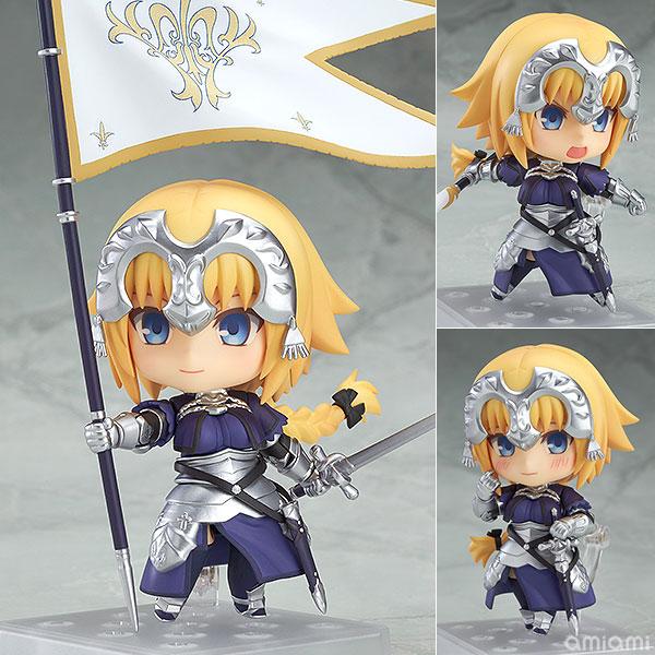ねんどろいど Fate/Grand Order ルーラー/ジャンヌ・ダルク[グッドスマイルカンパニー]【送料無料】《在庫切れ》