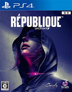 【特典】PS4 Republique(リパブリック)[ガンホー]《在庫切れ》