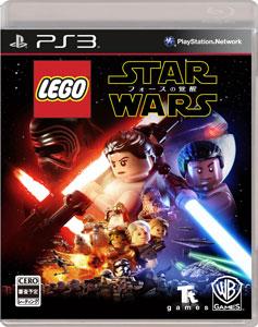 PS3 LEGO スター・ウォーズ/フォースの覚醒[ワーナー・ブラザース]《取り寄せ※暫定》