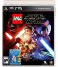 PS3 【北米版】 LEGO Star Wars The Force Awakens[ワーナー・ブラザース]《在庫切れ》