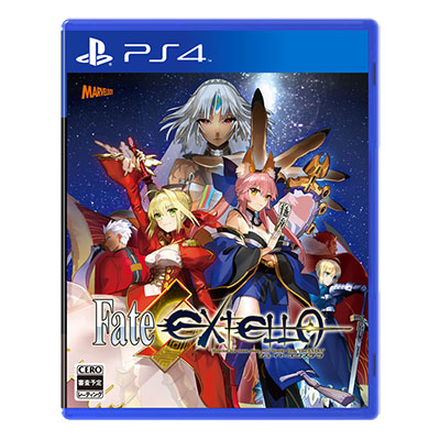 [Bonus] PS4 Fate/EXTELLA Regular Edition(Pre-order)【特典】PS4 Fate/EXTELLA 通常版Accessory