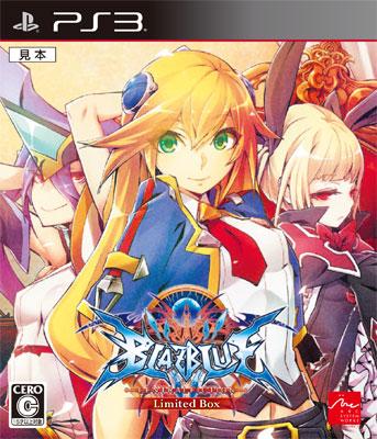 【特典】PS3 BLAZBLUE CENTRALFICTION Limited Box[アークシステムワークス]《在庫切れ》
