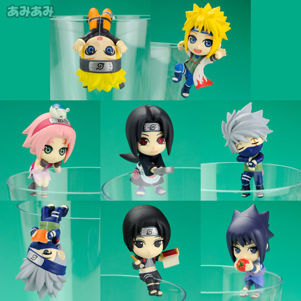 Ochatomo Series - NARUTO Shippuden Konoha no Break Time 8Pack BOX(Pre-order)お茶友シリーズ NARUTO -ナルト-疾風伝 木ノ葉のブレイクタイム 8個入りBOXAccessory