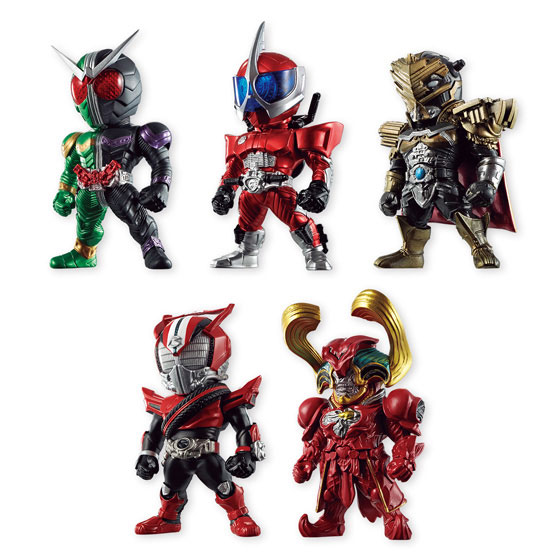 CONVERGE KAMEN RIDER Part.3 10Pack BOX (CANDY TOY)(Pre-order)CONVERGE KAMEN RIDER 3 10個入りBOX (食玩)Accessory