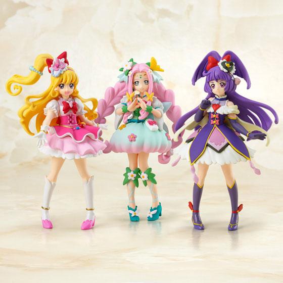 Maho Tsukai PreCure! - Cutie Figure 9Pack BOX (CANDY TOY)(Pre-order)魔法つかいプリキュア! キューティーフィギュア 9個入りBOX (食玩)Accessory