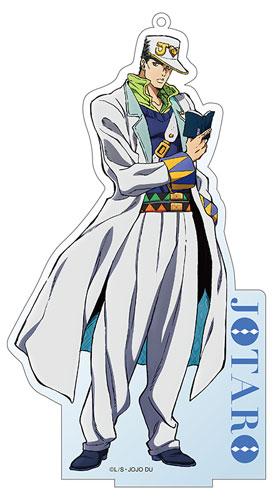 TVアニメ「ジョジョの奇妙な冒険 ダイヤモンドは砕けない」 BIGアクリルスタンド (5)空条承太郎
