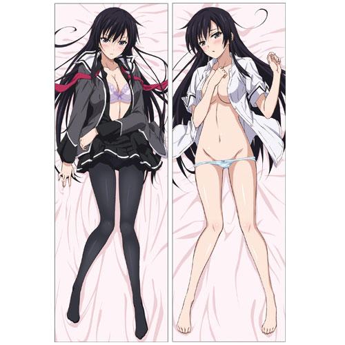 Shoujo-tachi wa Kouya wo Mezasu - Smooth Hugging Pillow Cover: Sayuki Kuroda(Pre-order)少女たちは荒野を目指す 黒田砂雪スムース抱き枕カバーAccessory