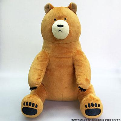 Kuma Miko: Girl Meets Bear - Natsu Plush(Pre-order)くまみこ クマ井ナツ ぬいぐるみAccessory