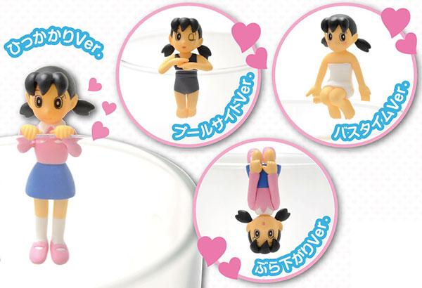 Putitto - Doraemon Shizuka-chan 12Pack BOX(Pre-order)Putittoシリーズ ドラえもん しずかちゃん 12個入りBOXAccessory