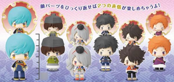 Koedarize 18 Touken Ranbu Online VOL.3 6Pack BOX(Pre-order)こえだらいず18 刀剣乱舞-ONLINE- VOL.3 6個入りBOXAccessory