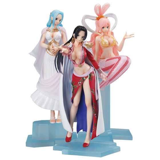 ONE PIECE STYLING -Girls Selection 2nd- 3Type Set (CANDY TOY, Tentative Name)(Pre-order)ONE PIECE STYLING ~Girls Selection 2nd~ 3種セット (食玩・仮称)Accessory