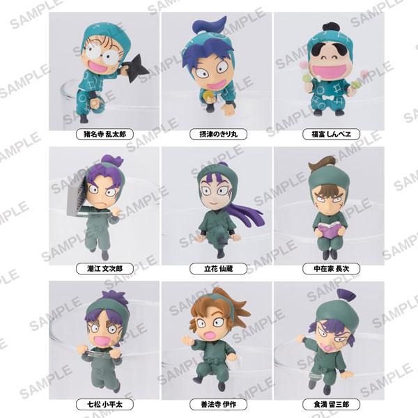 PUTITTO series - Nintama Rantaro 9Pack BOX(Pre-order)PUTITTO series(プティットシリーズ) 「忍たま乱太郎」 9個入りBOXAccessory
