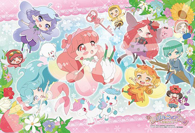 Amiami Character Amp Hobby Shop Jigsaw Puzzle Rilu Rilu Fairilu Rilu Rilu Fairilu 108