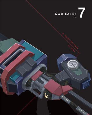 BD GOD EATER vol.7 特装限定版 (Blu-ray Disc)[バンダイビジュアル]《取り寄せ※暫定》