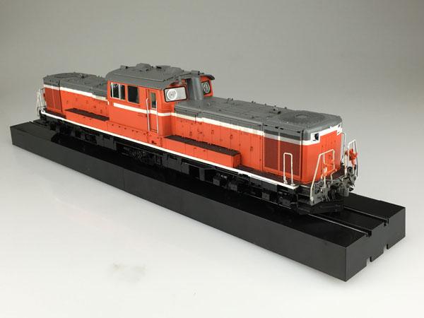 1/45 トレインミュージアムOJ No.2 ディーゼル機関車 DD51 標準仕様 プラモデル(再販)[アオシマ]《取り寄せ※暫定》