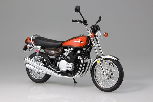 1/12 Complete Motorcycle Model Kawasaki 900Super4(Z1) Fireball(Pre-order)1/12 完成品バイク Kawasaki 900Super4(Z1)ファイヤーボールAccessory