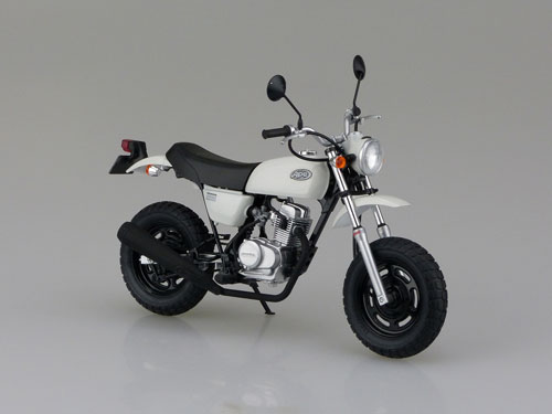 1/12 Bike No.21 Honda Ape 50 Plastic Model(Tentative Pre-order)1/12 バイク No.21 ホンダ エイプ50 プラモデルAccessory