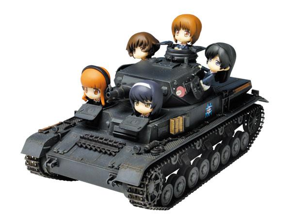 IV号戦車D型あんこうチームw