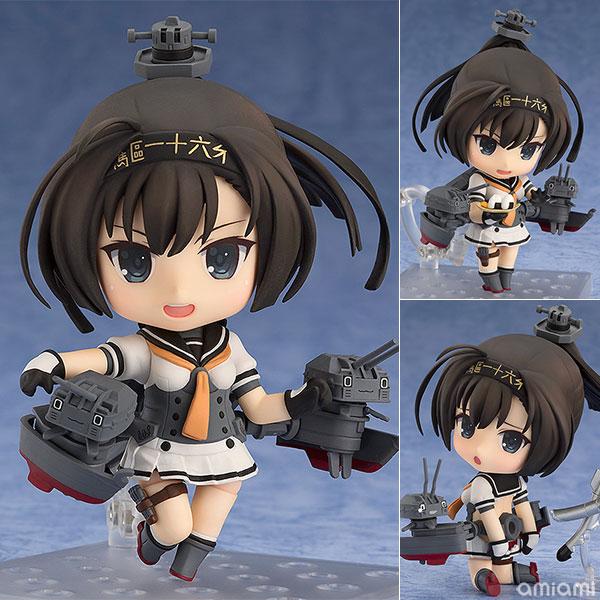 Nendoroid - Kantai Collection -Kan Colle- Akizuki(Pre-order)ねんどろいど 艦隊これくしょん -艦これ- 秋月Nendoroid