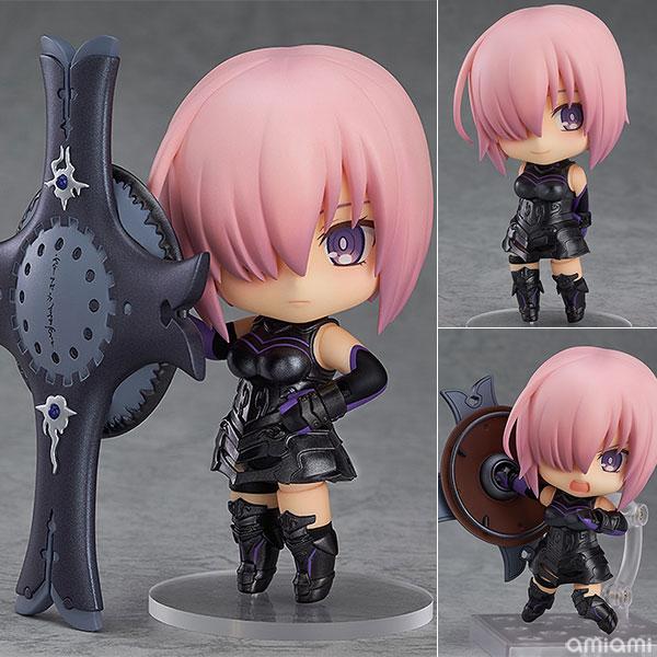 ねんどろいど Fate/Grand Order シールダー/マシュ・キリエライト(再販)[グッドスマイルカンパニー]《07月予約》