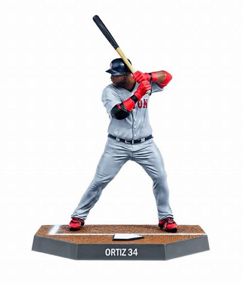 MLB 2016/ ボストン・レッドソックス デビッド・オルティズ 6インチ フィギュア[インポートドラゴン]《在庫切れ》