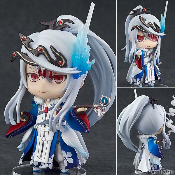 Nendoroid - Thunderbolt Fantasy Touriken Yuuki: Lin Setsu A(Pre-order)ねんどろいど Thunderbolt Fantasy 東離劍遊紀 凜雪鴉Nendoroid