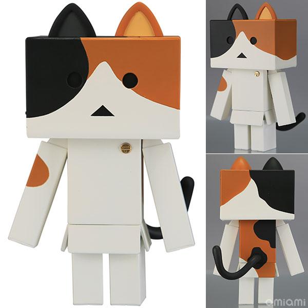 ソフビトイボックス 006A ニャンボー [ミケ] ソフビフィギュア[海洋堂]《発売済・在庫品》