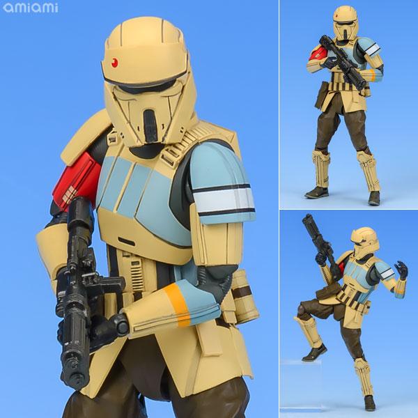 S.H. Figuarts - Skarif Stormtrooper
