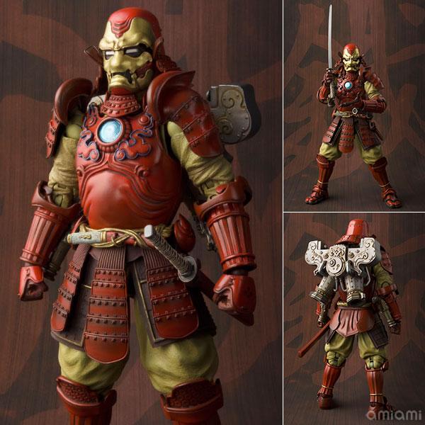 Meishou MANGA REALIZATION Koutetsu Samurai Iron Man Mark 3