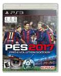 PS3 北米版 Pro Evolution Soccer 2017[コナミ]《在庫切れ》