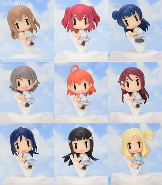 Cord Mascot - Love Live! Sunshine!! 9Pack BOX(Pre-order)コードマスコット ラブライブ!サンシャイン!! 9個入りBOXAccessory