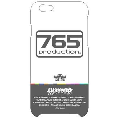 アイドルマスター (ゲーム) プラチナスターズ765PRO iPhoneカバー/6・6s用(再販)[コスパ]《09月予約》