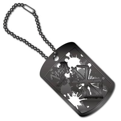『ベルセルク』 メタルアートドッグタグ 生贄の烙印
