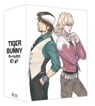 BD TIGER & BUNNY Blu-ray BOX 特装限定版 アニメ・キャラクターグッズ新作情報・予約開始速報