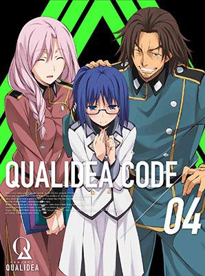 BD クオリディア・コード 4 初回特装版 (Blu-ray Disc)