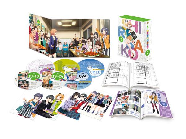 BD SHIROBAKO Blu-ray プレミアムBOX vol.2 初回仕様版