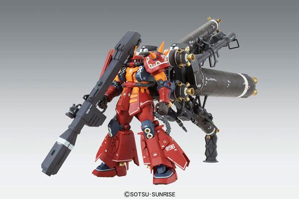 """MG 1/100 高機動型ザク""""サイコ・ザク""""Ver.Ka(GUNDAM THUNDERBOLT版) プラモデル[バンダイ]《発売済・在庫品》"""