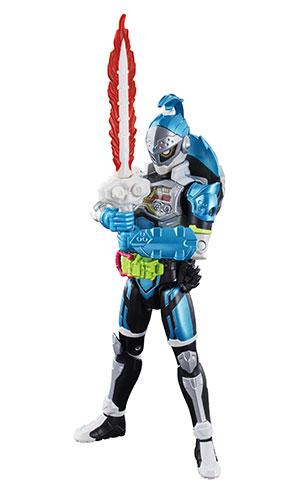 仮面ライダーエグゼイド LVUR02 仮面ライダーブレイブ クエストゲーマー