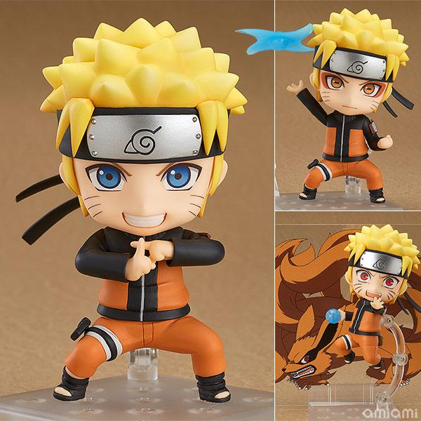 Nendoroid - NARUTO Shippuden: Naruto Uzumaki(Pre-order)ねんどろいど Naruto Shippuden Naruto UzumakiNendoroid
