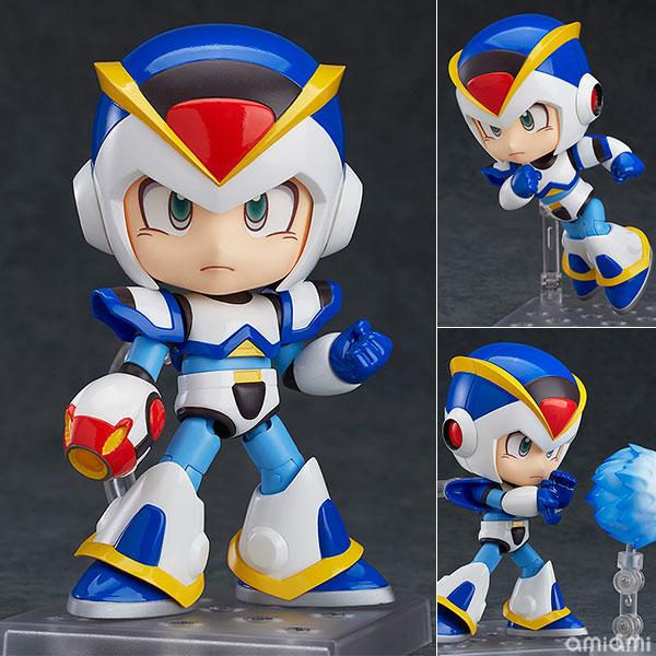 Nendoroid - Mega Man X: X Full Armor(Pre-order)ねんどろいど ロックマンX エックス フルアーマーNendoroid