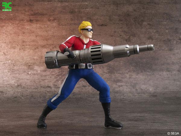 ビデオゲームヒーローズ 01 スペースハリアー ハリアー 1/12 カラーレジンキャスト製組立キット[RCベルグ]【送料無料】《発売済・在庫品》